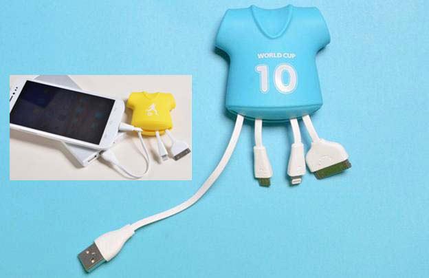 USB转接线硅胶套