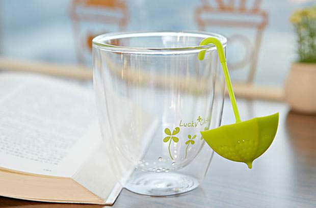 硅胶泡茶器