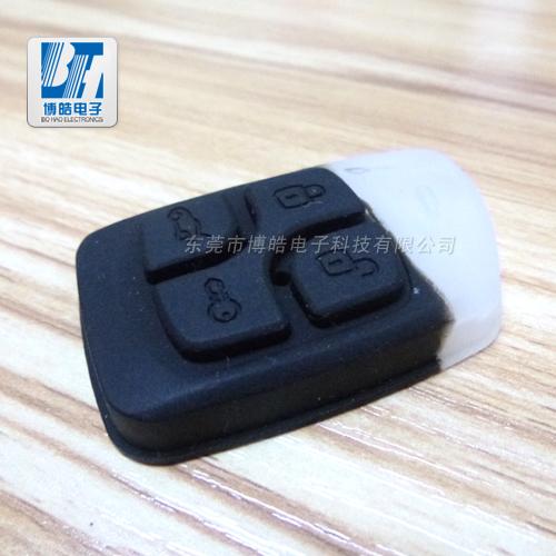 汽车无线遥控器硅胶按键——丝印工艺